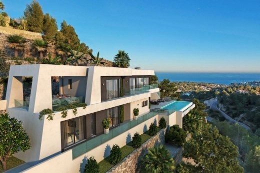 luxury villas for sale benissa